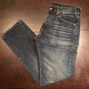 Ralph Lauren Denim and Supply Jeans Slim Fit 31 30